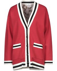 Sandro Cardigan - Red
