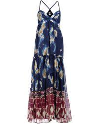 I'm Isola Marras Long Dress - Blue