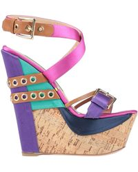 Gianmarco Lorenzi Sandals - Multicolor