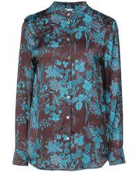 813 Ottotredici Shirt - Brown