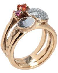 Voodoo Jewels Ring - Multicolour
