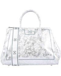 2Star Handbag - Metallic