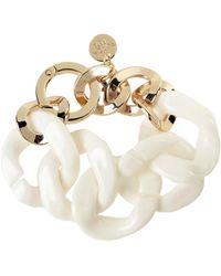 Patrizia Pepe Bracelet - White