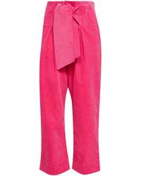 Paper London Trouser - Pink
