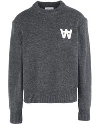 WOOD WOOD Sweater - Gray