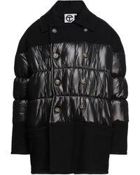 Telfar Down Jacket - Black