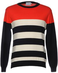 Cuisse De Grenouille Pullover - Rot