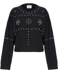 Dondup Sweatshirt For Women - Black