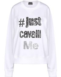 Just Cavalli - Sweatshirts - Lyst