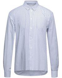 Minimum Camicia - Blu