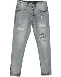 Purple Pantalones vaqueros - Azul