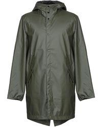 Herschel Supply Co. Overcoat - Green