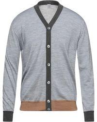 Eleventy Cardigan - Grey