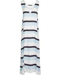 ViX Vestido largo - Azul