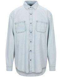True Religion - Denim Shirt - Lyst