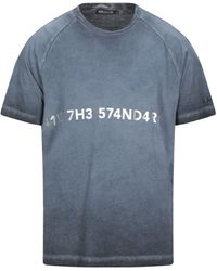 Haus By Golden Goose Deluxe Brand T-shirt - Blue