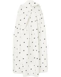 Ulla Johnson Long Skirt - White