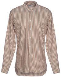 Bevilacqua Shirt - Natural