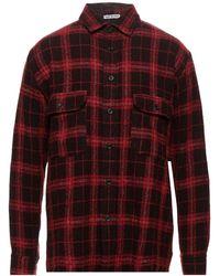 Destin Shirt - Red
