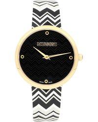Missoni Wrist Watch - Metallic