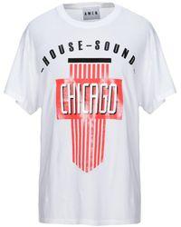 Amen T-shirt - White