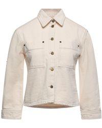 Victoria, Victoria Beckham Denim Outerwear - White