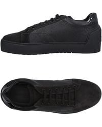 Giorgio Armani - Low-tops & Trainers - Lyst
