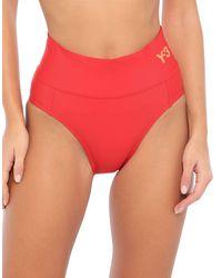 Y-3 Bikini Bottom - Red