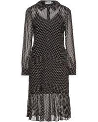 COACH Knee-length Dress - Black