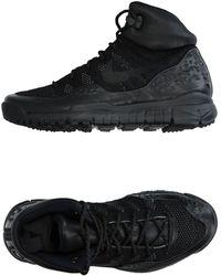 Nike - High Sneakers & Tennisschuhe - Lyst