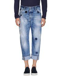 DSquared² Capri jeans - Blu