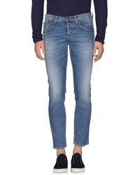 People (+) People Denim Pants - Blue