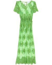 ISABELLE BLANCHE Paris Long Dress - Green