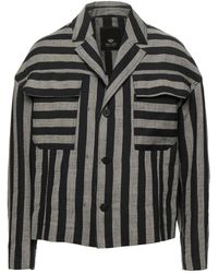 Tom Rebl Suit Jacket - Black