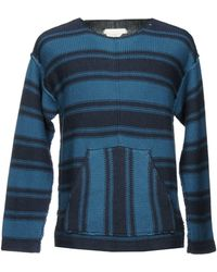 Outerknown Jumper - Blue