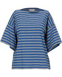 Marni T-shirt - Blu