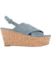 Diane von Furstenberg Sandals - Blue