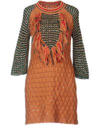 Kristina Ti - Short Dress - Lyst