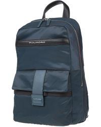 Piquadro Backpack - Blue