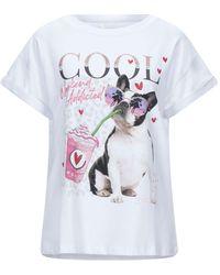 Lafty Lie T-shirt - Bianco
