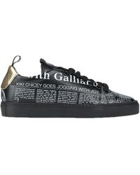 John Galliano Sneakers - Black