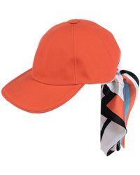 Emilio Pucci Hat - Orange