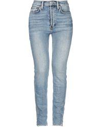 RE/DONE - Pantaloni jeans - Lyst