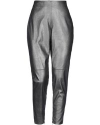 Clips Casual Trousers - Grey