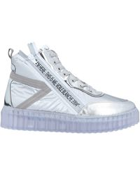 Voile Blanche Sneakers - Metálico