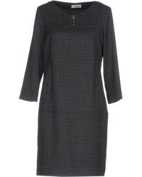 ROSSO35 - Short Dress - Lyst