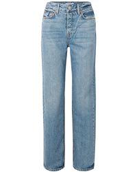 GRLFRND Pantalones vaqueros - Azul
