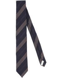 Lardini Cravate - Bleu