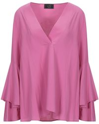 Ki6? Who Are You? Blouse - Pink