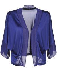 Annarita N. Shrug - Purple